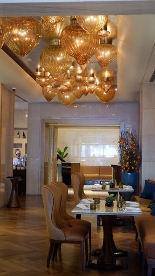 Foto 20 - Interior di Arts Cafe - Raffles Jakarta Hotel oleh Deasy Lim