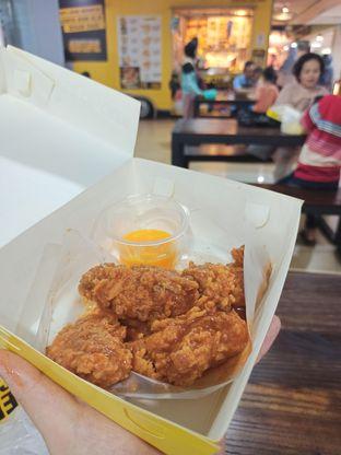 Foto review Cheese Chicken oleh Junior  2