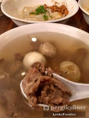 Foto 2 - Makanan di Baso Akiaw 99 oleh LenkaFoodies (Lenny Kartika)