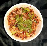 Foto Nasi Goreng Mala di Mala Bowl