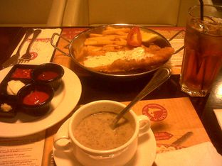 Foto - Makanan di The Manhattan Fish Market oleh Review Dika & Opik (@go2dika)