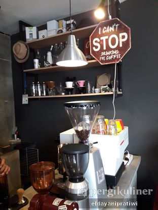 Foto 9 - Interior di Kopipapi Coffee oleh eldayani pratiwi