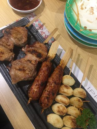 Foto 1 - Makanan(Teba , Tsukune , Niniku) di Ippeke Komachi oleh San Der