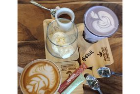 Foto Wake Cup Coffee