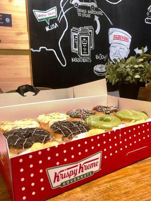 Foto 13 - Makanan di Krispy Kreme Cafe oleh Prido ZH