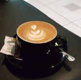 Foto Cafe Latte di Thamir Coffee