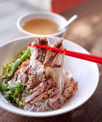 Foto Makanan di Bihun Bebek A Eng