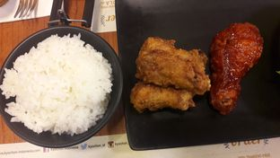 Foto 2 - Makanan di Kyochon oleh Dzuhrisyah Achadiah Yuniestiaty
