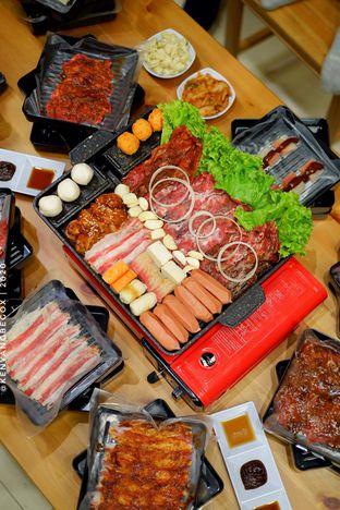 Foto review Bak Bak Korean BBQ oleh vionna novani 6