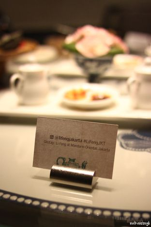 Foto 18 - Interior di Li Feng - Mandarin Oriental Hotel oleh Kevin Leonardi @makancengli