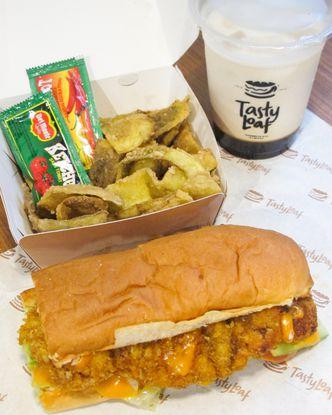 Foto Makanan di Tasty Loaf