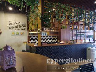 Foto 7 - Interior di De Cafe Rooftop Garden oleh Andre Joesman