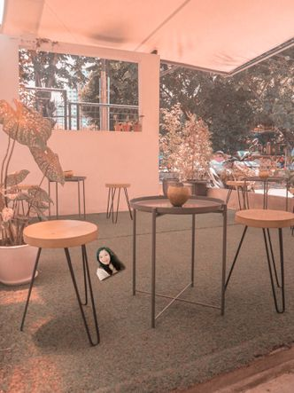 Foto Eksterior di Kinari Coffee Shop