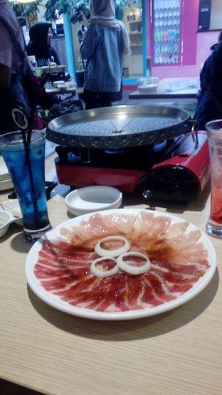 Foto 2 - Makanan di Chagiya Korean Suki & BBQ oleh Annisaa solihah Onna Kireyna