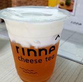 Foto Peach Cheese Tea di Rinne Cheese Tea