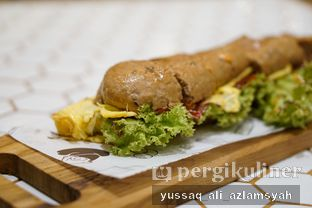 Foto 2 - Makanan di Barby's Bakery & Cafe oleh Yussaq & Ilatnya