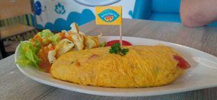 Foto 4 - Makanan(Vegetarian Omelette) di Sunny Side Up oleh Komentator Isenk
