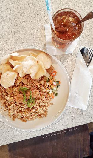 Foto 1 - Makanan(Nasi Goreng Kampoeng) di Twin House oleh Avien Aryanti