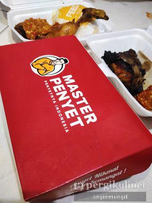 Foto review Master Penyet oleh Angie  Katarina  2