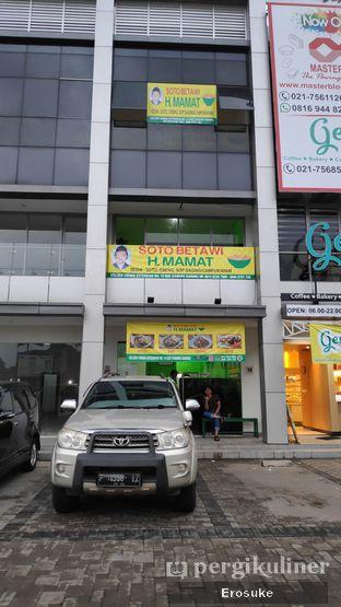 Foto review Soto Betawi H. Mamat oleh Erosuke @_erosuke 3