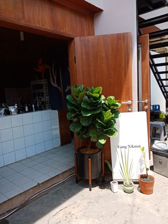 Foto Interior di Gang Nikmat