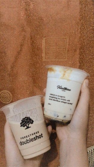 Foto review Foresthree oleh @qluvfood  1