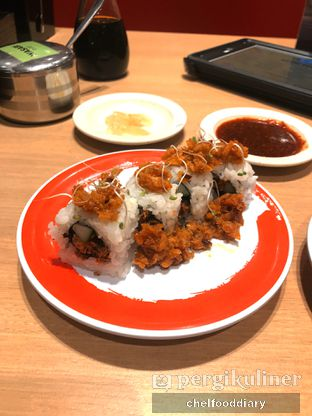 Foto 2 - Makanan di Genki Sushi oleh Rachel Intan Tobing