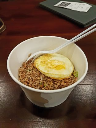 Foto 3 - Makanan(Nasi Goreng Mafia - Gangster) di Upnormal Coffee Roasters oleh Zena