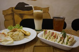 Foto 5 - Makanan di Bruins Coffee oleh yudistira ishak abrar