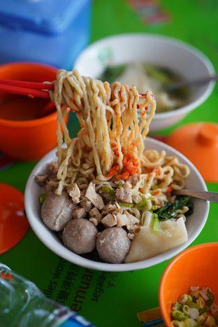Foto 1 - Makanan di Bakmi Kah Seng oleh @Sibungbung