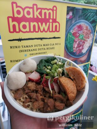 Foto review Bakmi Hanwin oleh William Wilz 2