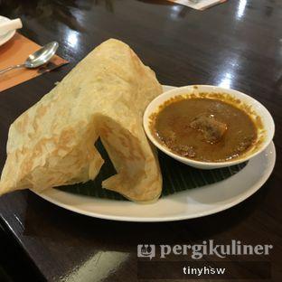 Foto 2 - Makanan(canai chicken curry) di Penang Bistro oleh Tiny HSW. IG : @tinyfoodjournal