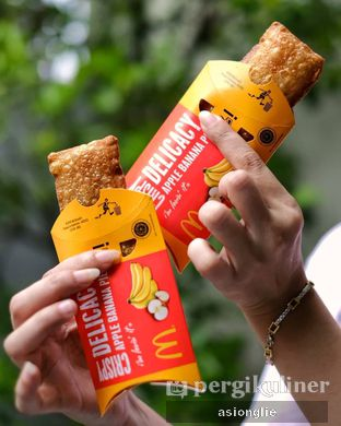 Foto 2 - Makanan di McDonald's oleh Asiong Lie @makanajadah
