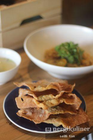 Foto 2 - Makanan di Warung Bakmi Mpek Tjoen oleh Selfi Tan