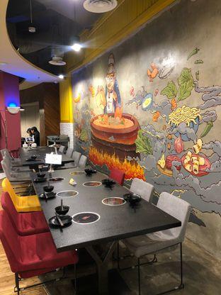 Foto 8 - Interior di Fire Pot oleh Mitha Komala
