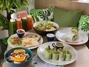 Foto review Kalegreen Salad Bar oleh Jeljel  5