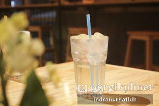 Foto 6 - Makanan(Korean Barley Tea) di Tteokntalk oleh @bellystories (Indra Nurhafidh)