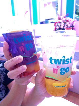 Foto review Twist n Go oleh Komentator Isenk 1