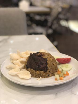 Foto Makanan di Warung Leko