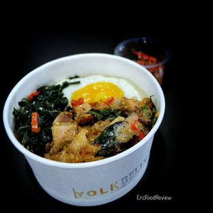 Foto - Makanan(Salted Pork Belly with Rice) di Yolk Belly oleh Eric  @ericfoodreview