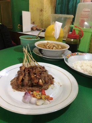 Foto 1 - Makanan di Warung Sate Solo Pak Nardi oleh Prido ZH
