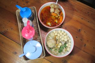 Foto - Makanan di Baso Jewol Abah oleh Kuliner Addict Bandung