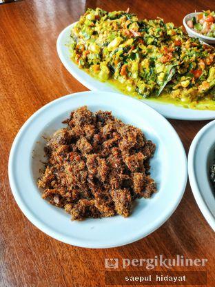 Foto 6 - Makanan(Ikan Cakalang Pampis Kering) di Restoran Beautika Manado oleh Saepul Hidayat