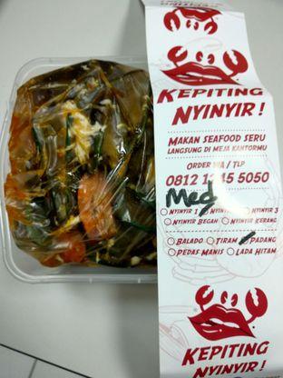 Foto 1 - Makanan di Kepiting Nyinyir oleh Ika Nurhayati