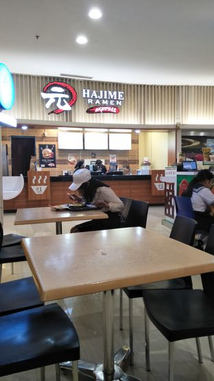 Foto review Hajime Ramen Express oleh Basyar 1