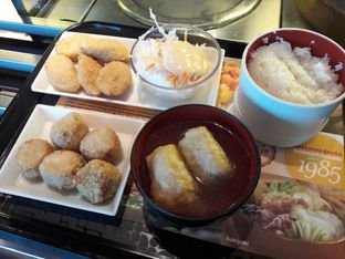 Foto 3 - Makanan di Hokben Kiosk oleh Michael Wenadi