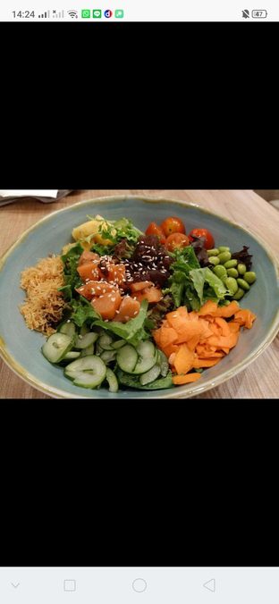 Foto review 6Pack Salad Bar oleh ⭐ Positifoodie ⭐  3