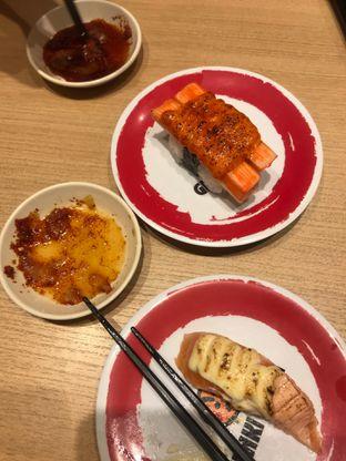 Foto 1 - Makanan di Genki Sushi oleh hrlypuputwp