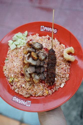 Foto Makanan di Nasi Campur Aphang