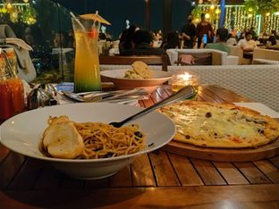 Foto 1 - Makanan di Skyline oleh Febriyani salamah